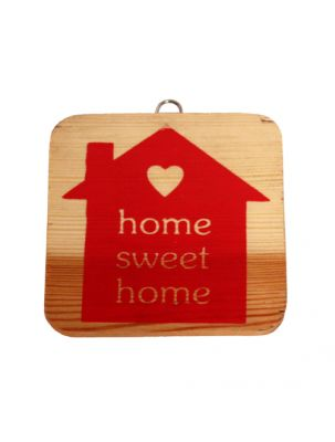 Home Sweet Home Board Wall Decor
