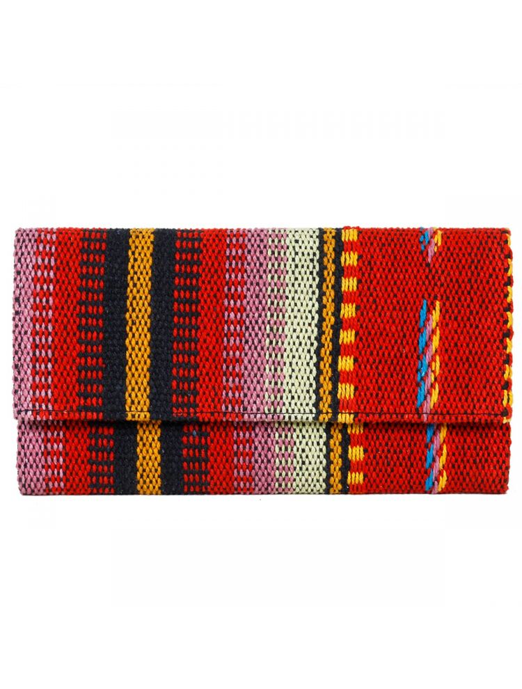 Reggel Multicolored Wallet