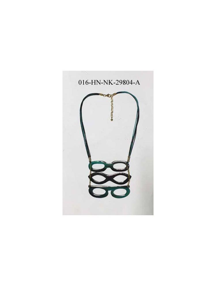 Horn Metal Necklace