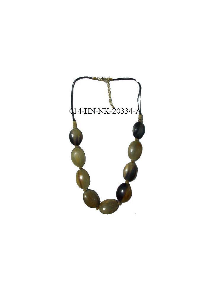 Stylish Horn Necklace