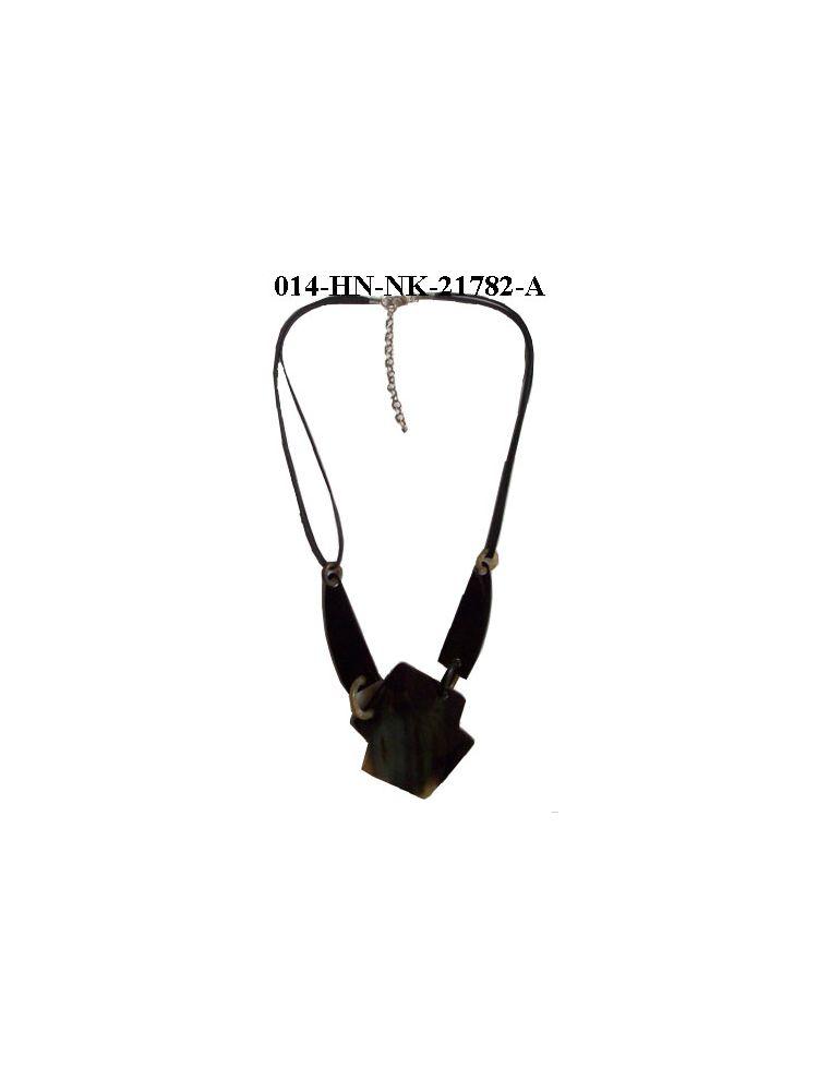 Horn Antique Necklace