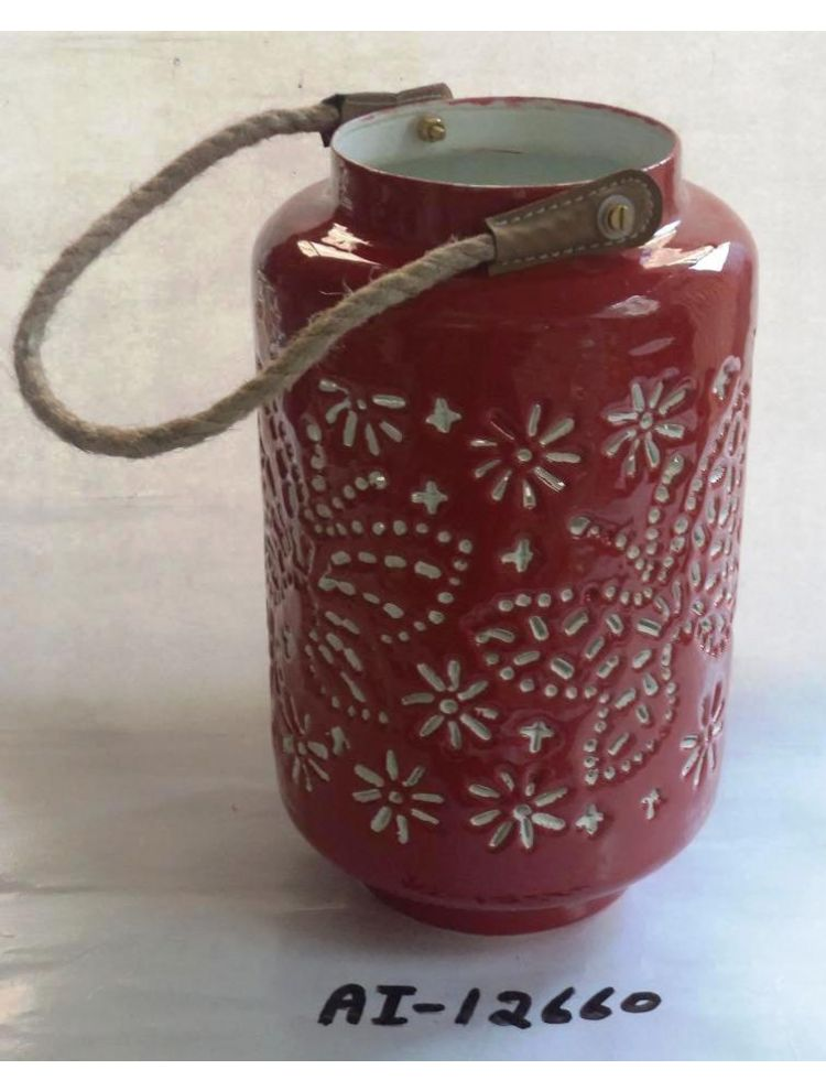 Berry Metal Lantern