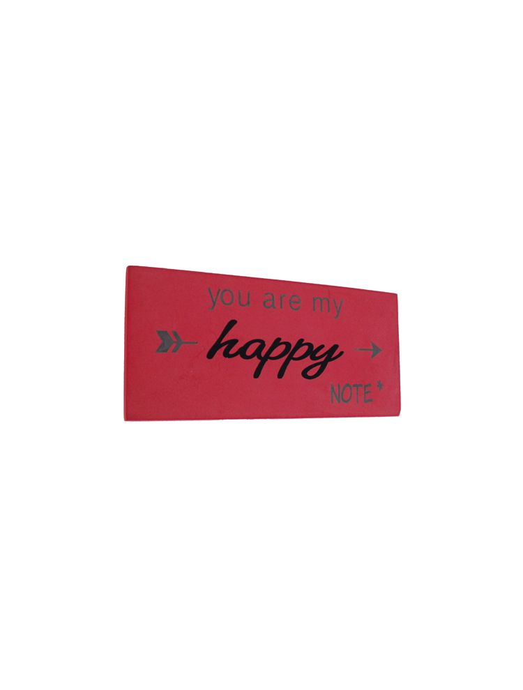 Happy Note Wall Decor