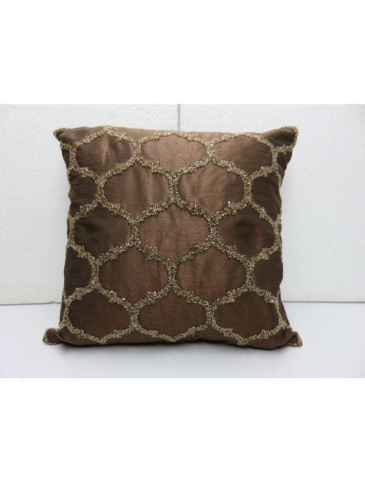 Mughal Design Cushion Cover