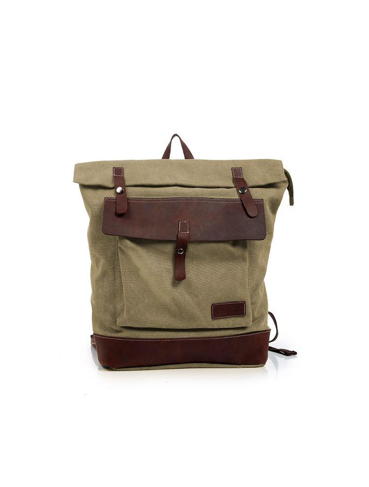 Khaki Maverick Bag