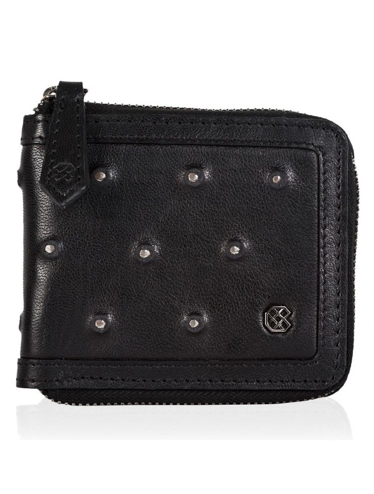 Peppered Zip Wallet