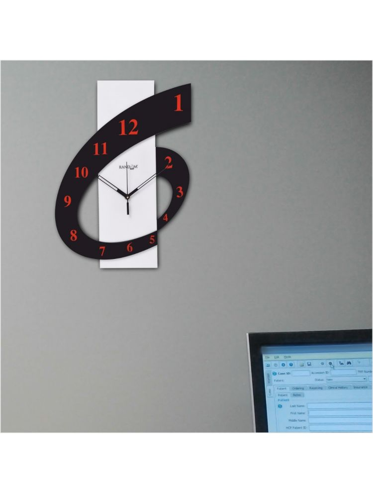 Six'O' Clock Wall Clock