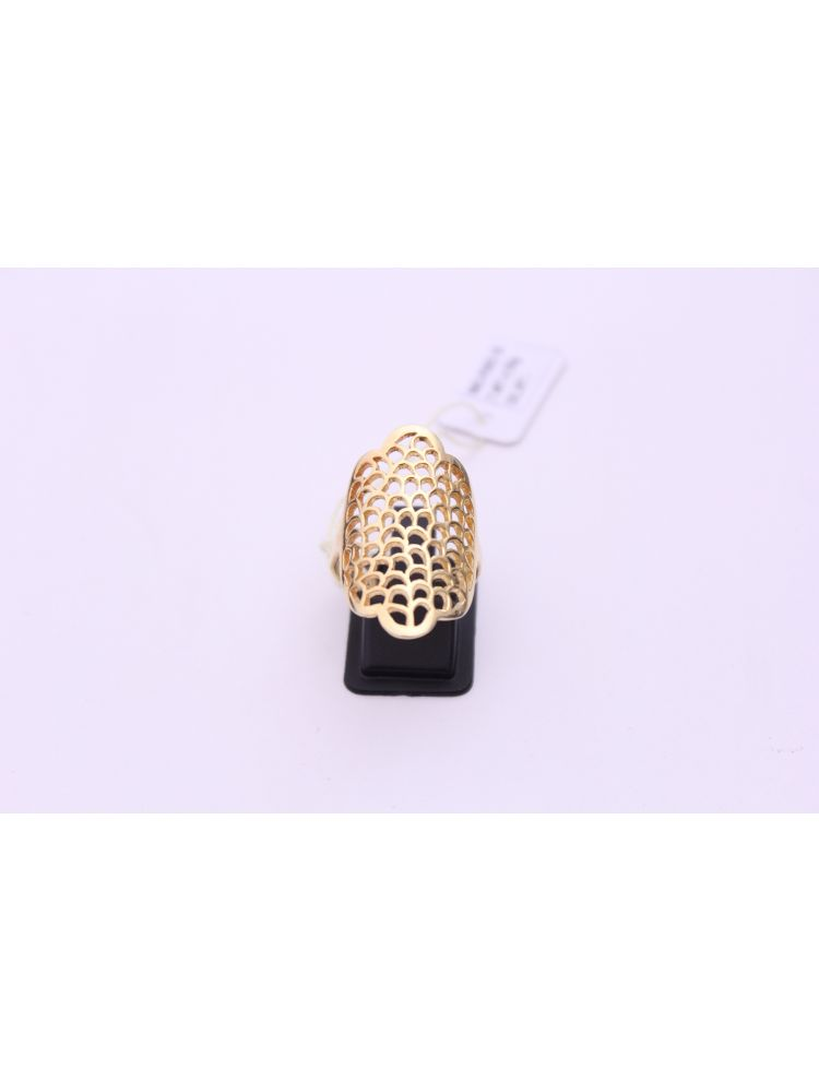 Brass Antique Design Ring
