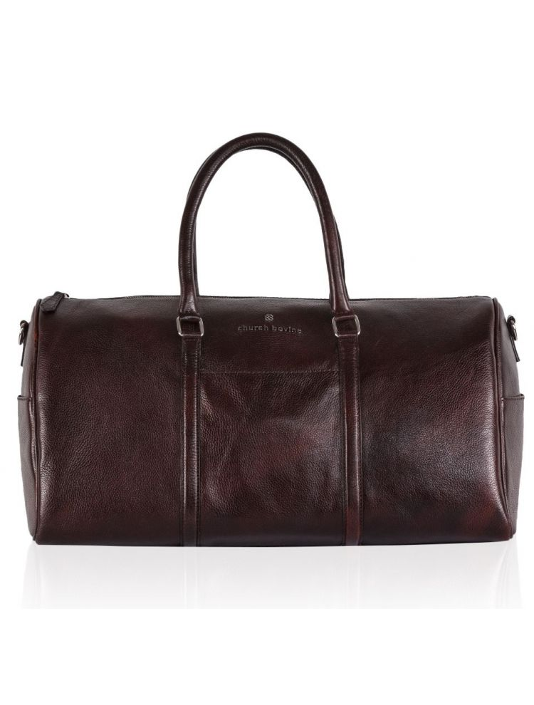 Two Tone Vintage Duffle