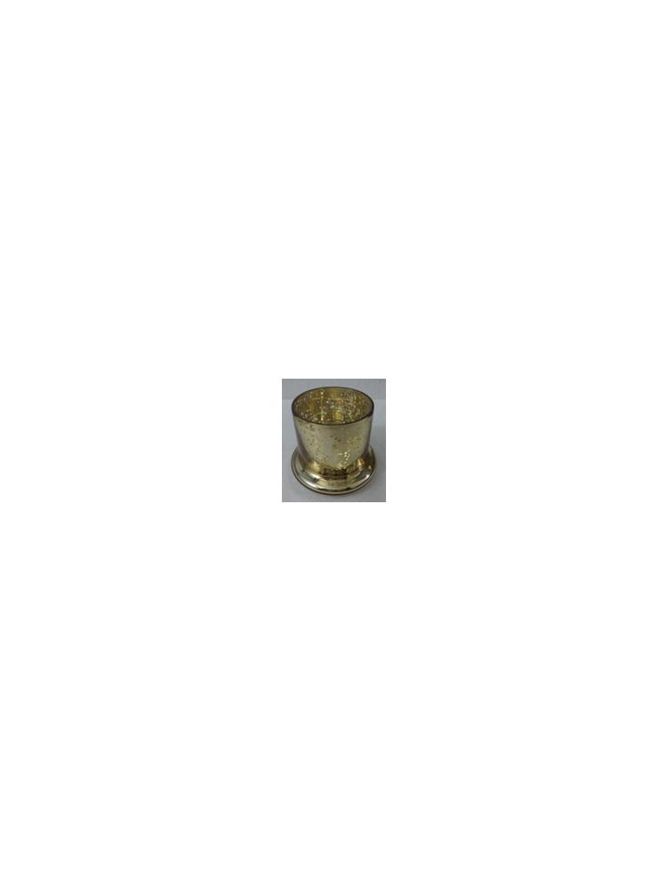 Glass Mercury Cloche Small